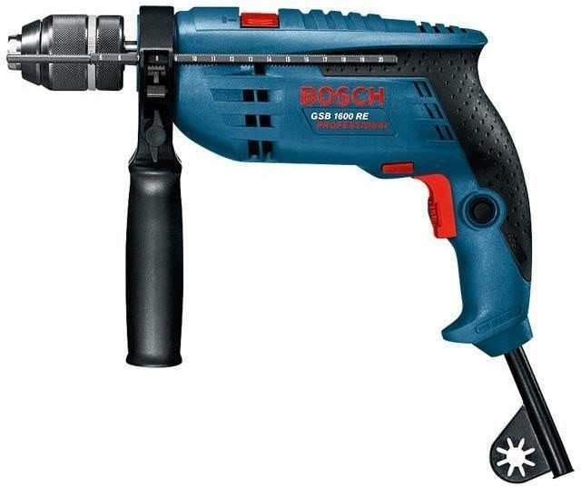 Электродрель BOSCH GSB 1600 RE Professional